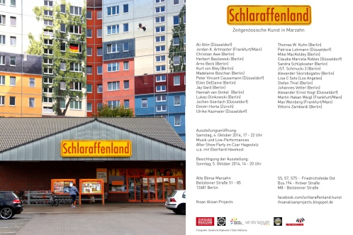 digitaler flyer schlaraffenland